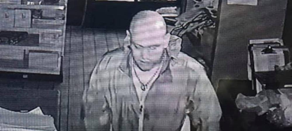 Man Caught on Camera Burglarizing West Covina Little League Snack Bar