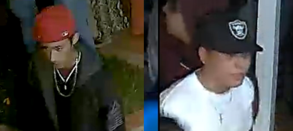 BREAKING NEWS: Photos Released of Suspects Sought in West Covina